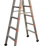 Self Supporting Stool ladder-5